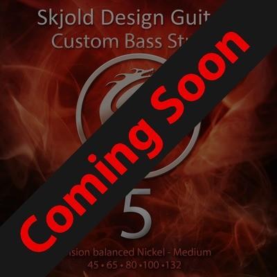 Tension Balanced Nickel - 5 String Medium