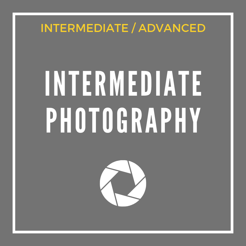Intermediate Photography