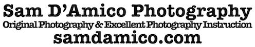 Sam D'Amico Photography Class