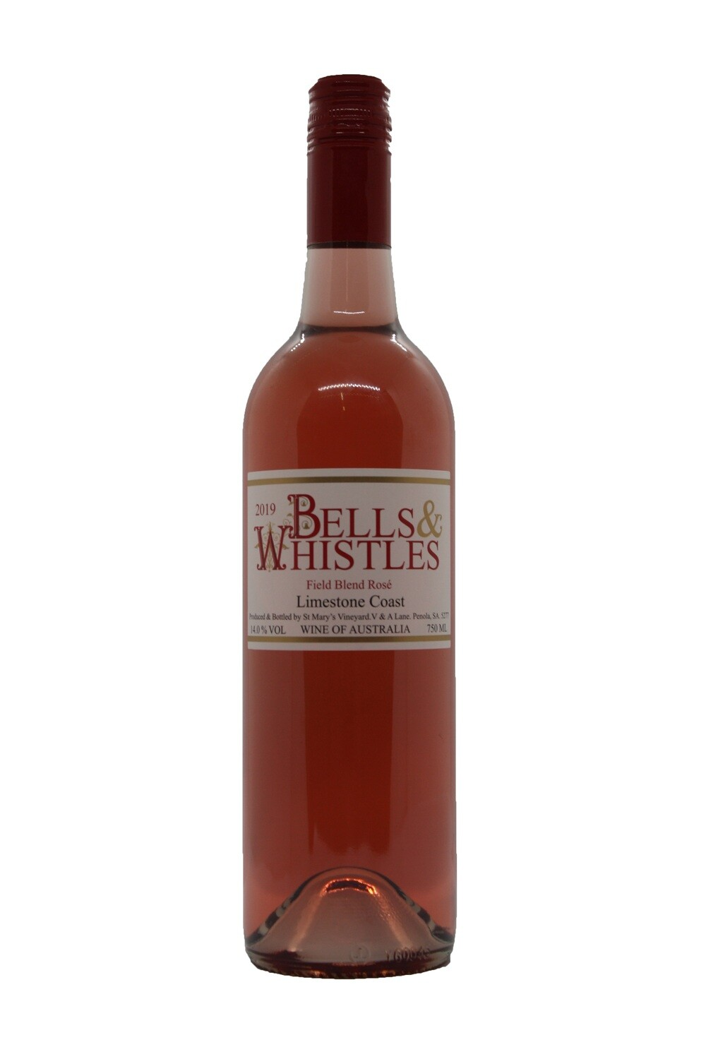 Bells and Whistles 2019 'Field Blend' Rose