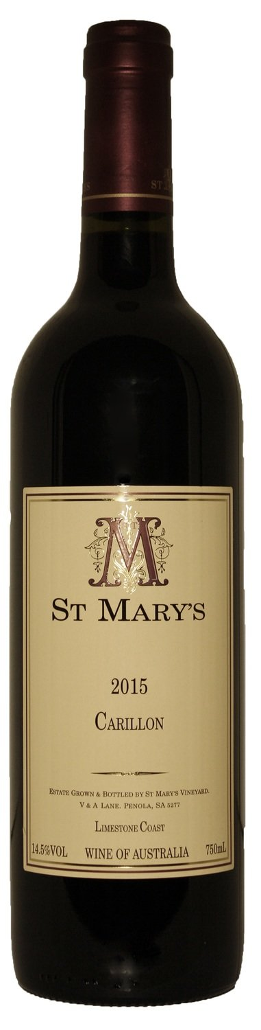 St Mary's Wines 2015 'Carillon'