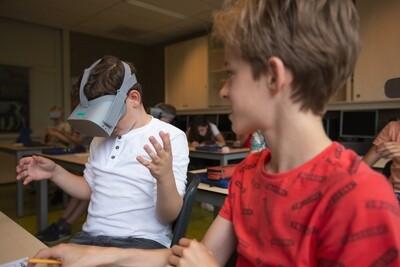 Gastles: Verken de wereld van VR