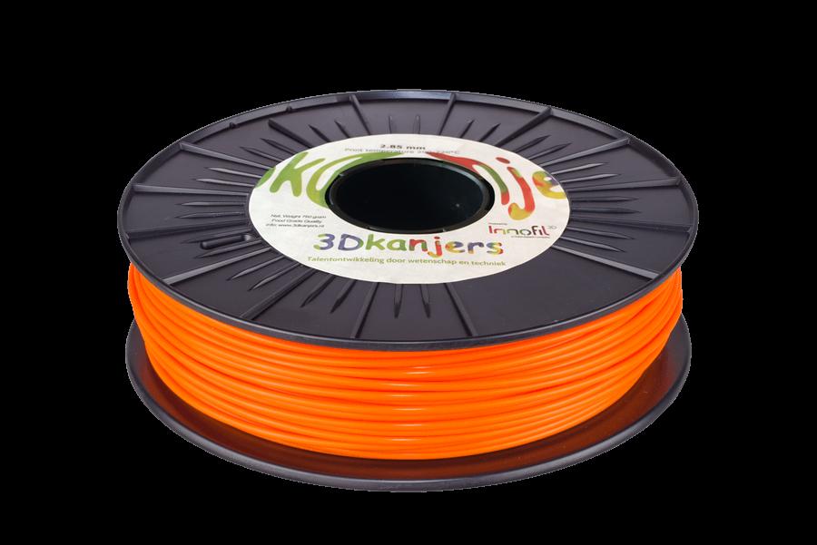 3Dkanjers PLA-Filament Oranje 3Dk0009