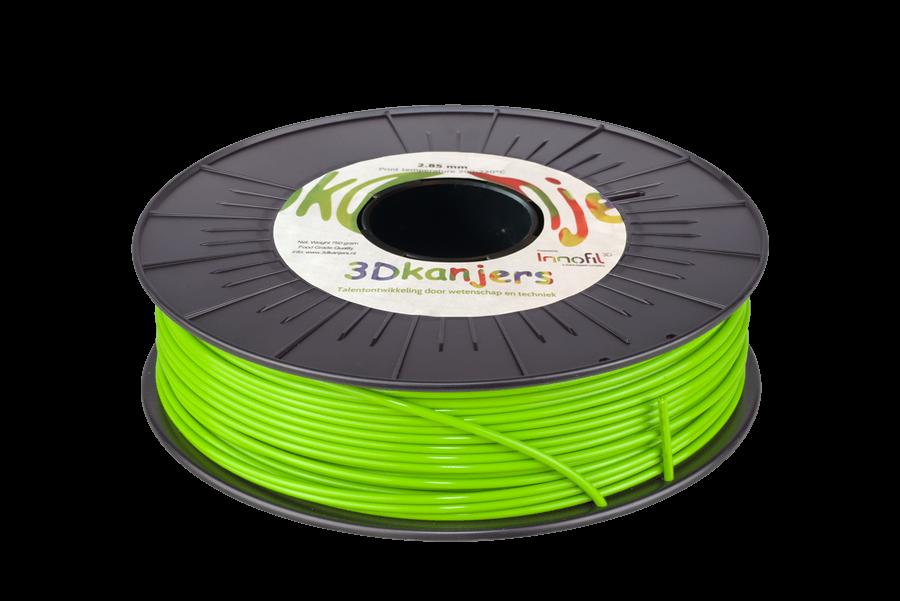 3Dkanjers PLA Groen