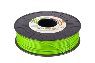 3Dkanjers PLA-Filament Groen