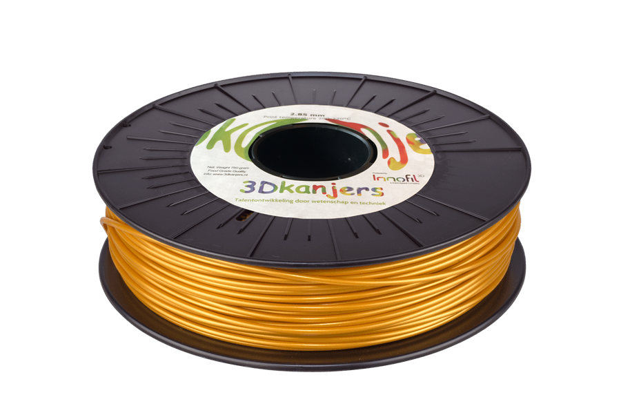 3Dkanjers PLA Goud