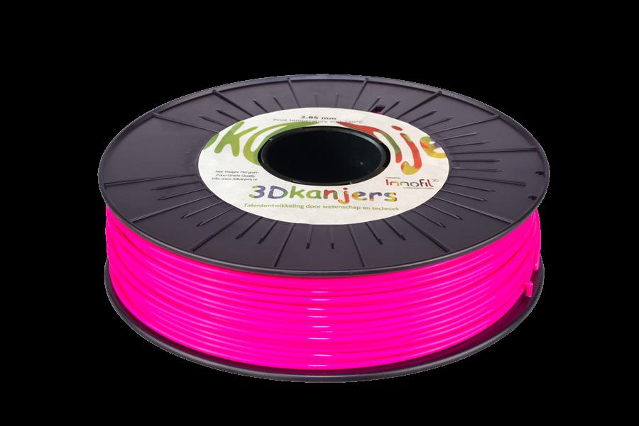 3Dkanjers PLA-Filament Roze 3Dk0020