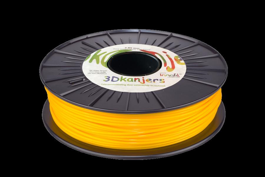 3Dkanjers PLA-Filament Geel 3Dk0006