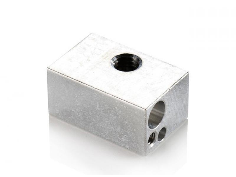 Aluminium Heater Block