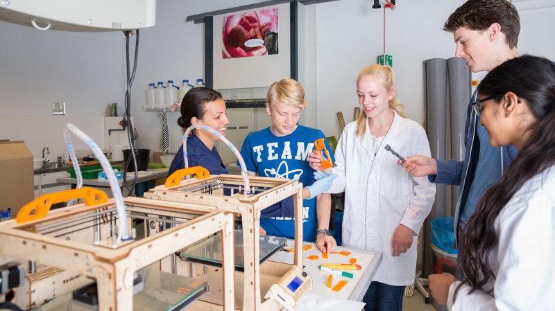 3Dkanjers Experience 2e 3D-printer 3Dk1001