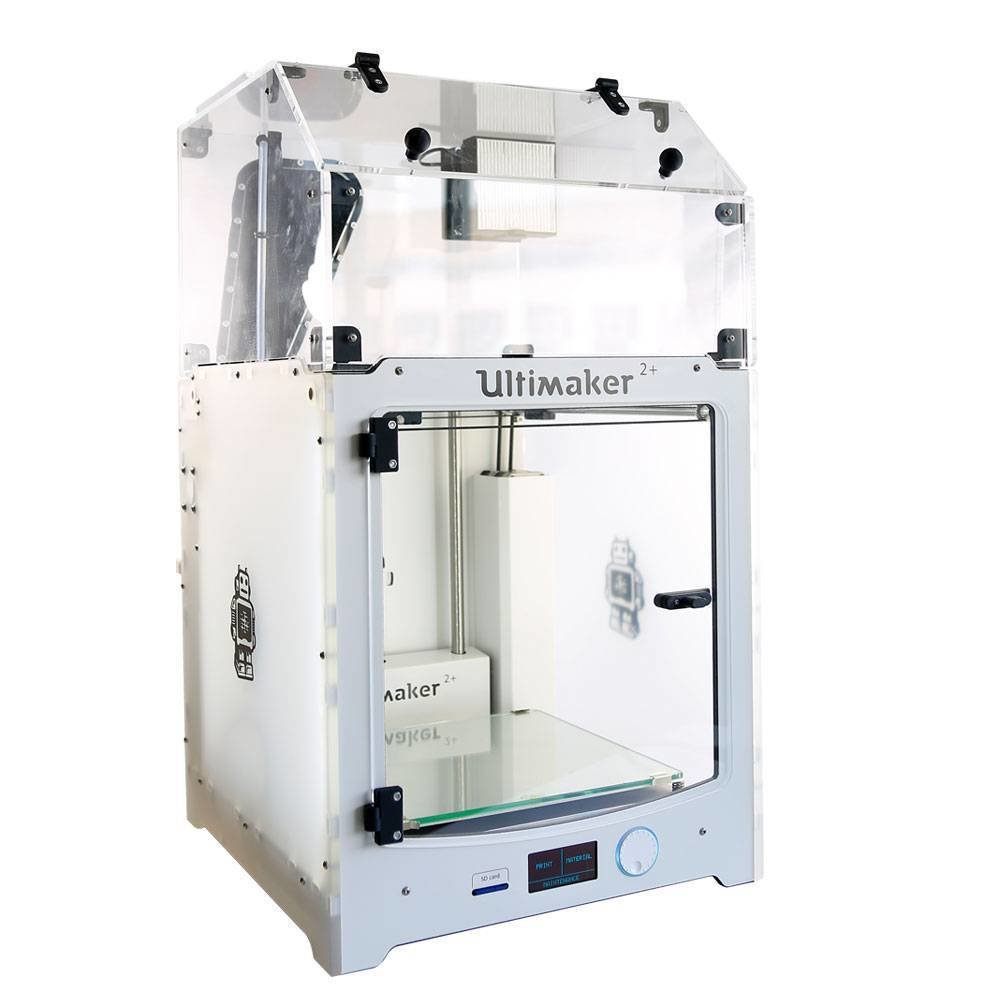 Ultimaker Cover voor 3 Extended