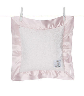 Kansas city personalized monogram gifts and spirt wear little giraffe chenille baby pillow pink negle Choice Image