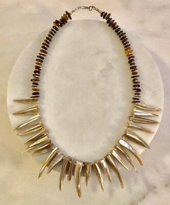 Ocean Oaks Necklace