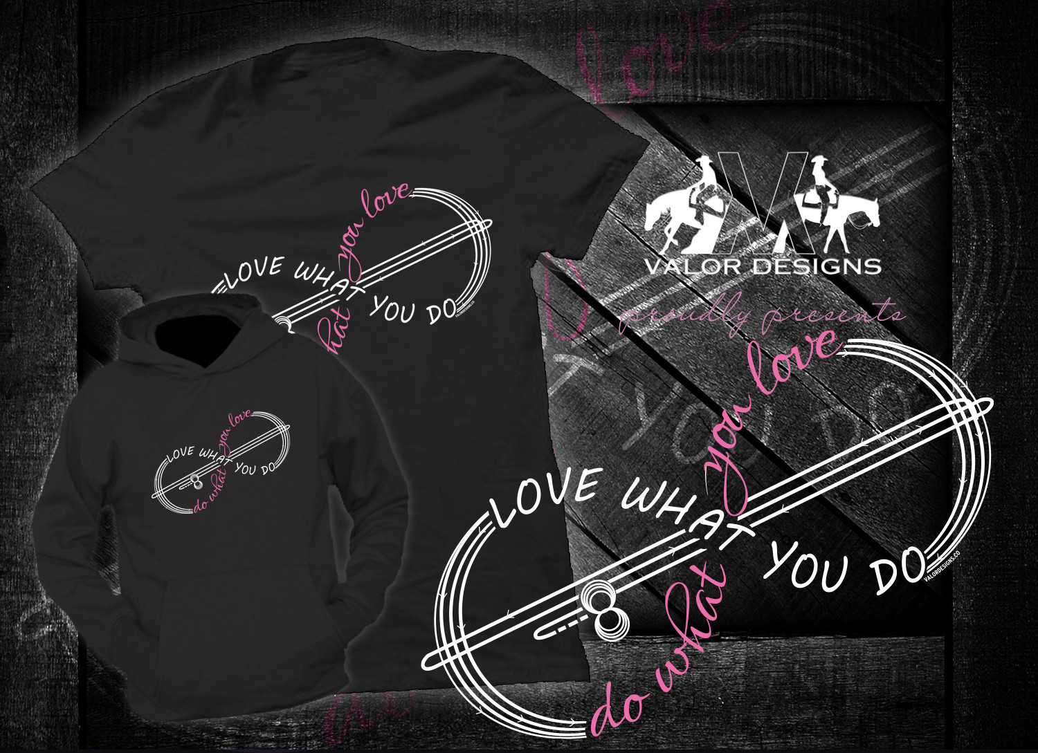 Love What You Do Reining Shirt