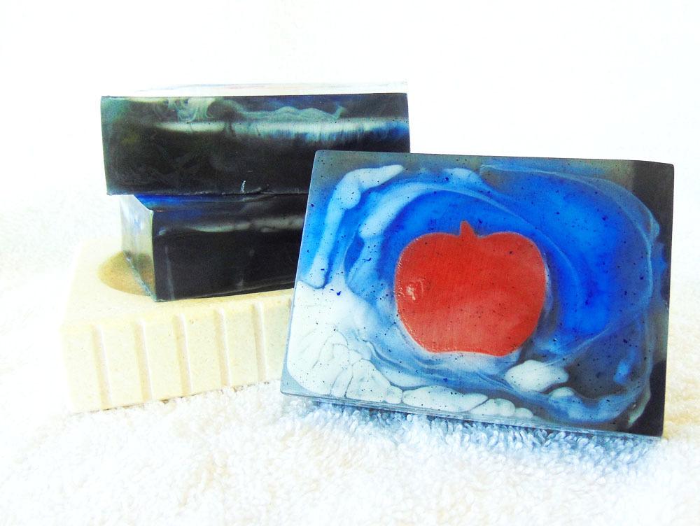 Shinigami Goat Milk and Glycerin Soap