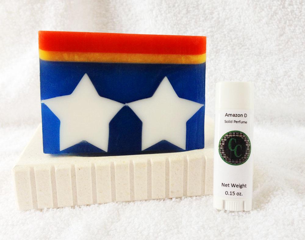 Amazon D Solid Perfume