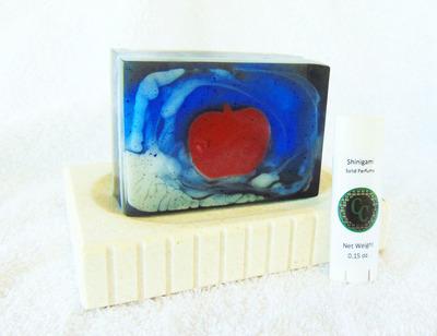 Shinigami Solid Perfume