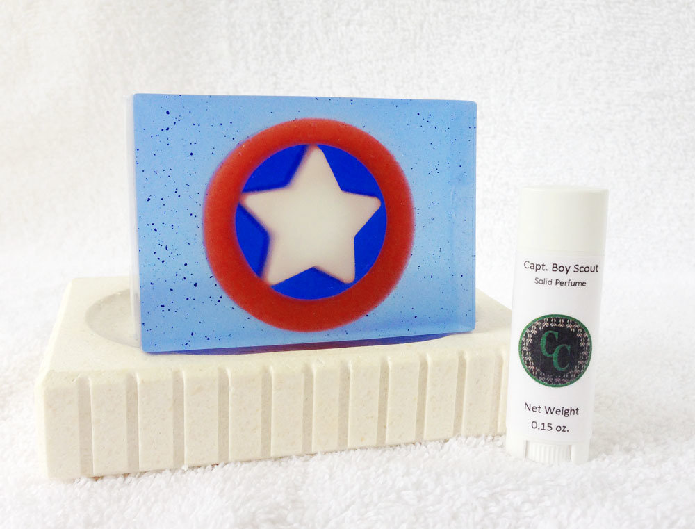 Capt. Boy Scout Solid Perfume