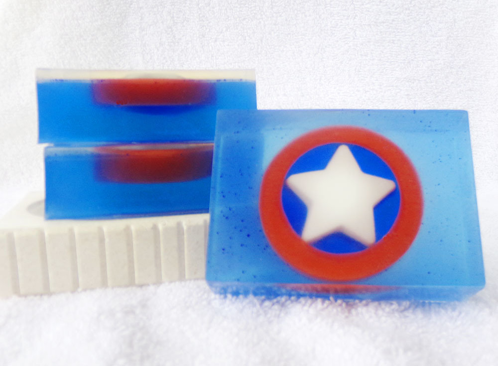 Capt. Boy Scout Goat Milk and Glycerin Soap