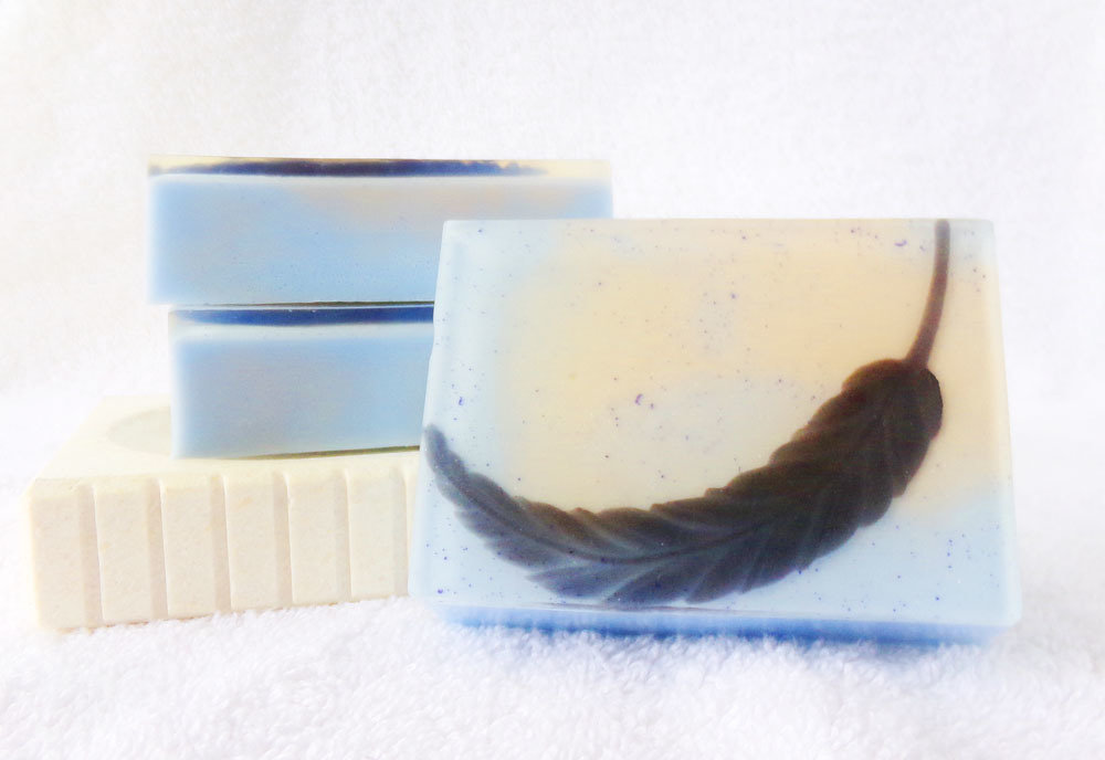 Fallen of the Lord Goat Milk and Glycerin Soap