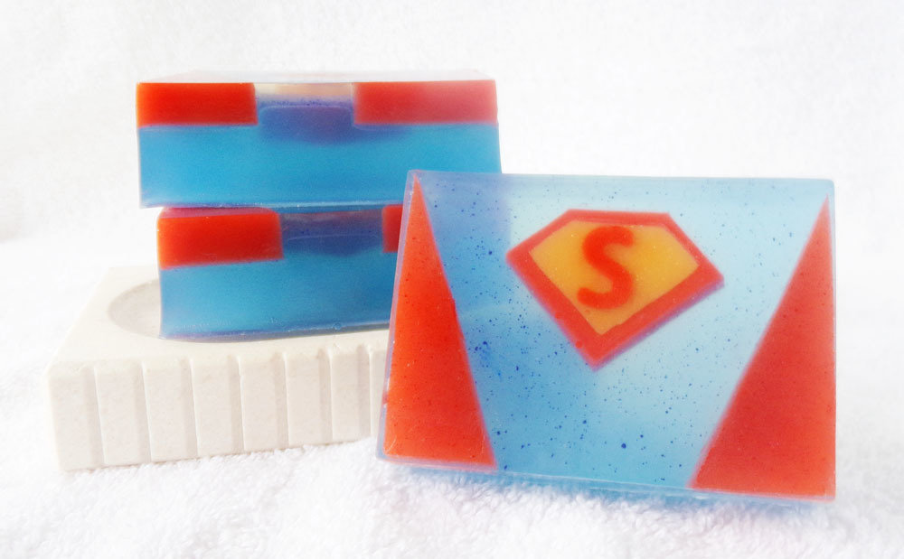 Supes Glycerin Soap - On Clearance!