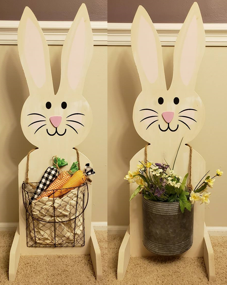 Standing Bunny Workshop - March 30th at 1pm Bunny3/30