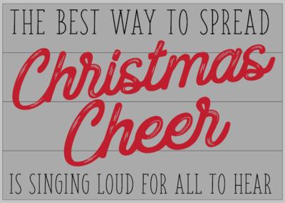 Elf - Spread Christmas Cheer