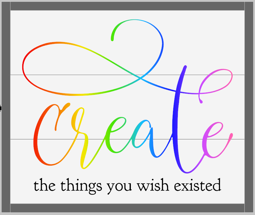 Create the Things you wished Existed