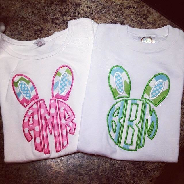 Kids Embroidery Shirt