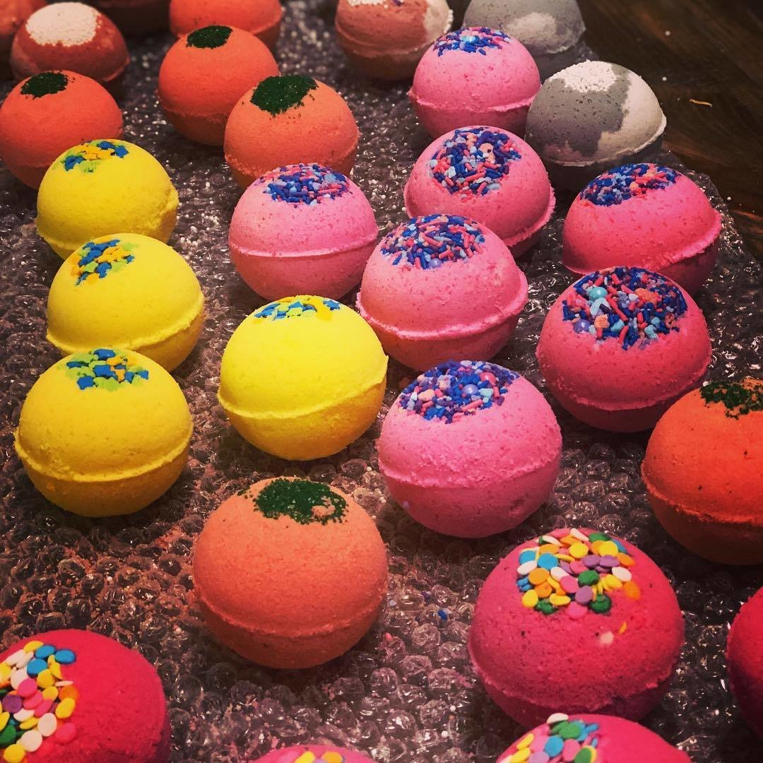 Bath Bombs 4oz