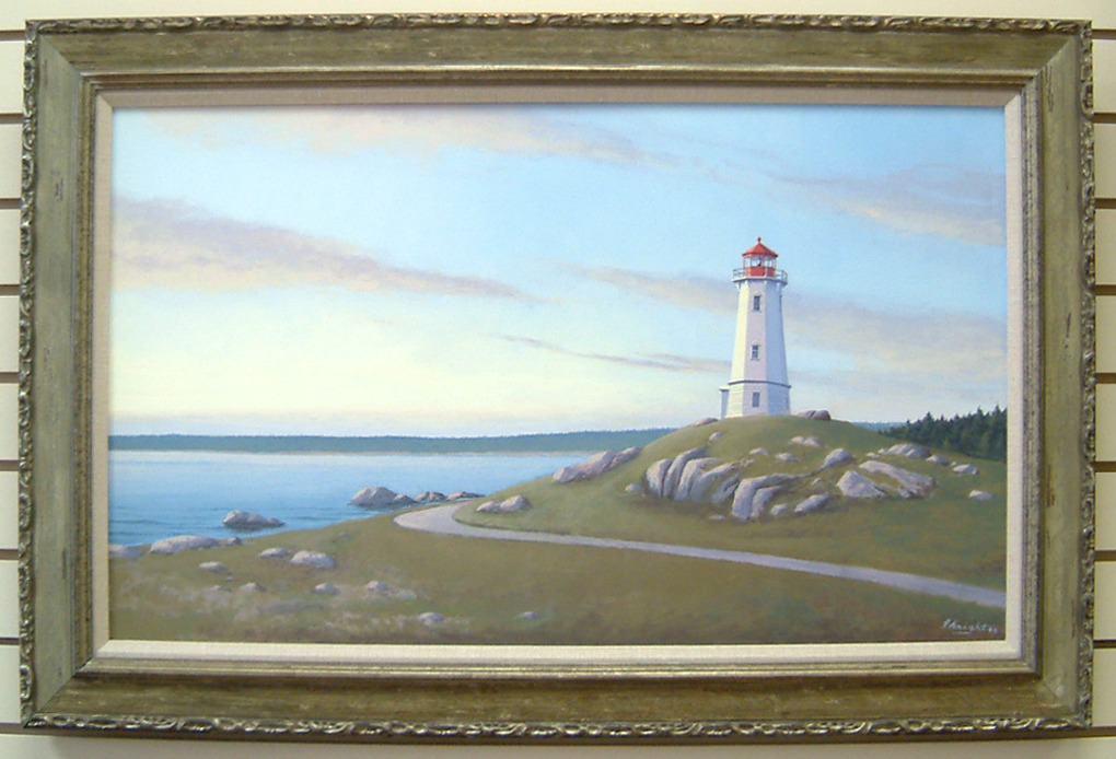 Louisburg Lighthouse 00024