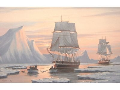 HMS Erebus and HMS Terror 00030