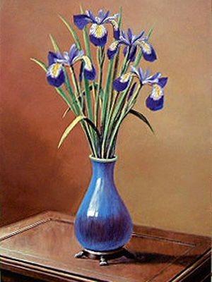 Irises, 1980