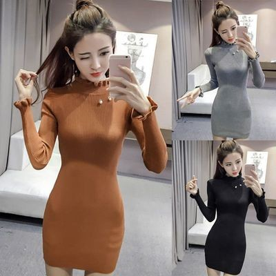 Winter Dress/ Vestido Ropa Coreana Korean Style