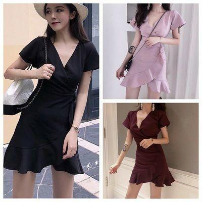 Summer Short Dress/Vestido Ropa Coreana Korean Style