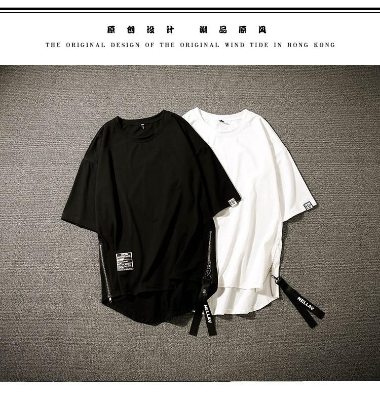 Summer Men T-shirt/Camisa Korean Style