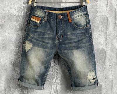 Men Summer Denim Shorts/ Short Korean Style