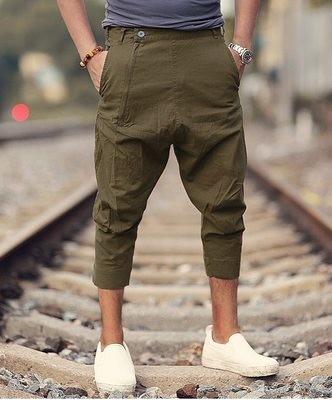 Pants Short Casual Men/ Short Korean Style