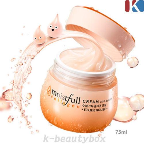 Super Collagen Moistfull Cream/ Korean Style