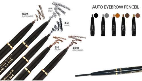 3W Clinic Auto Eyebrow Pencil /Lapiz para Ceja Korean Style