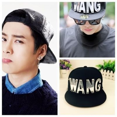 Kpop GOT7 Hat/ Gorra Korean Style