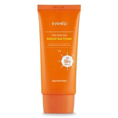 Pure Perfection Natural Sun Cream/Cosmetico Korean Style