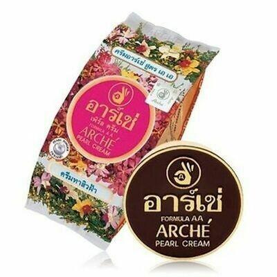 Whitening Pearl Cream Acne/ Crema Korean Style