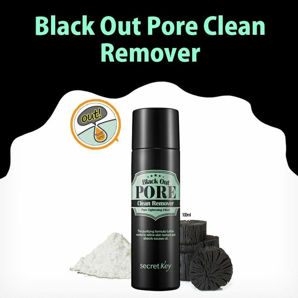 Black Out Pore Clean Remover/ Removedor   De Puntos Negros Korean Style