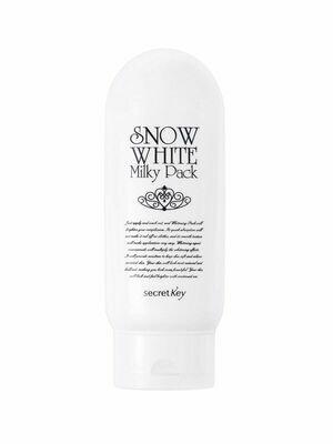 Snow White Milky Pack/ Crema Korean Style