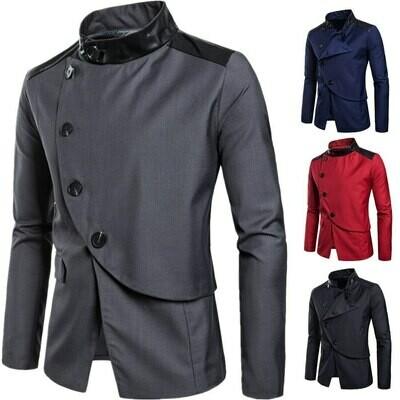 New Men's Suits Jacket / Korean Style
