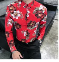 Camisa Floreada / Camisas Korean Style