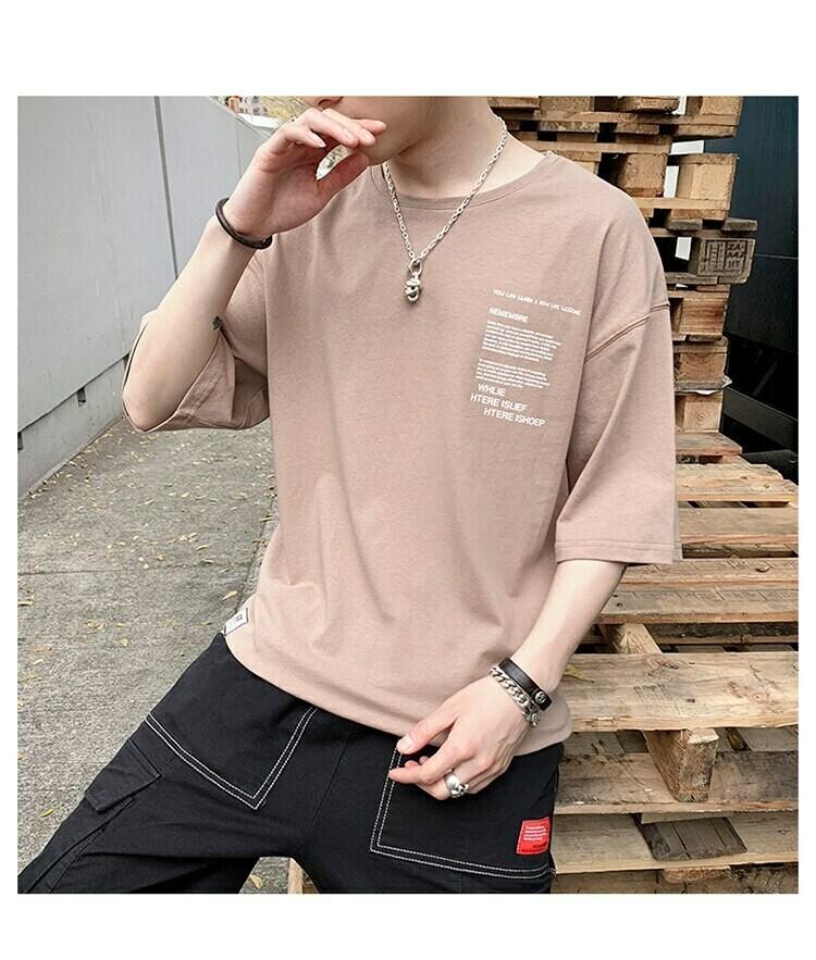 Camiseta Estampado  / Camisas Korean Style