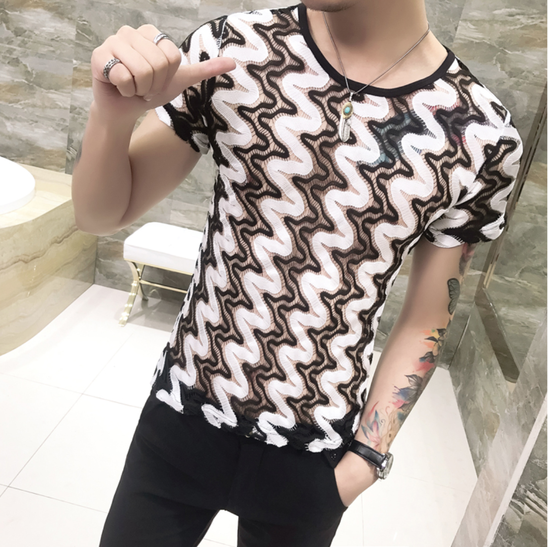 Summer New T-Shirt / Camisas Korean Style