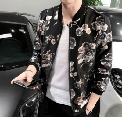 Jacket Men Summer Streetwear / Camisas Korean Style